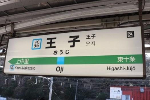王子駅楽天モバイル回線調査